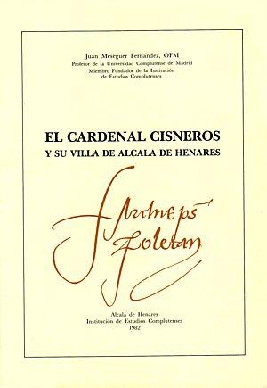 IEECC, estudios complutenses, Alcalá de Henares, Cardenal Cisneros