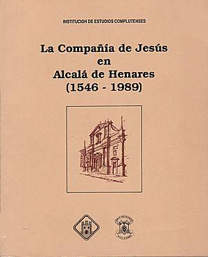 IEECC, estudios complutenses, Alcalá de Henares, Compañía de Jesús