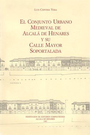 IEECC, estudios complutenses, Alcalá de Henares, Calle Mayor soportalada