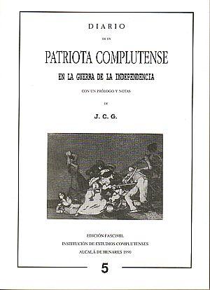 IEECC, estudios complutenses, Alcalá de Henares, Guerra de la Independencia