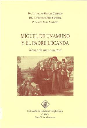 IEECC, estudios complutenses, Alcalá de Henares, Miguel de Unamuno
