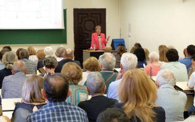 Conferencia de Asela Sanz