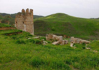 Visita castillo arabe (2)