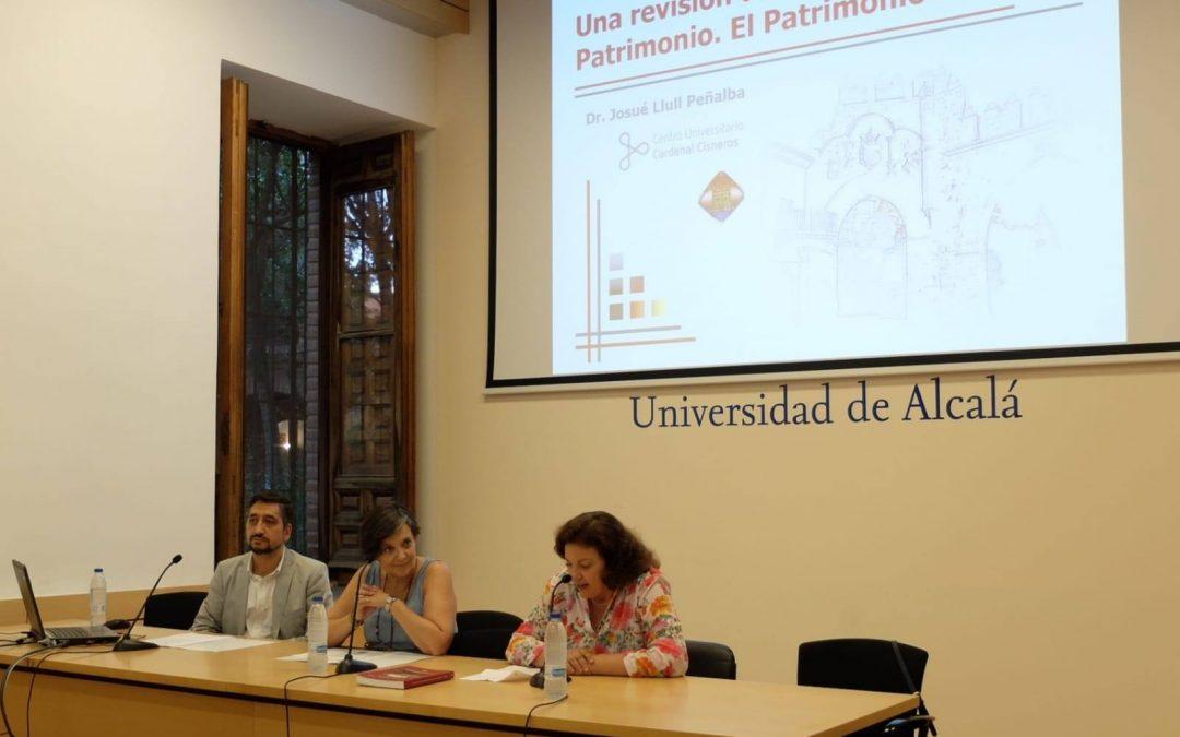 Acto inaugural del ciclo de conferencias sobre el XX Aniversario de Alcalá como Patrimonio Mundial.