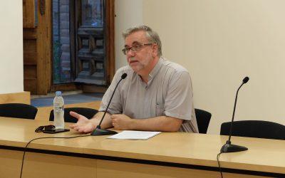 Conferencia de Juan Miguel Prim