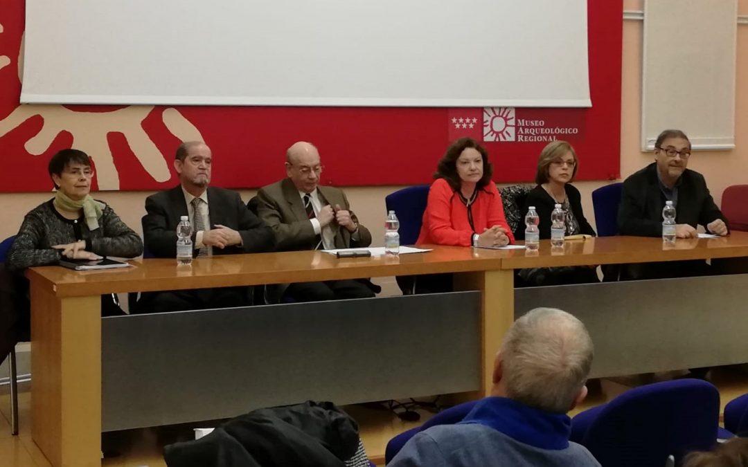 Termina el prestigioso Encuentro de Historiadores del Valle del Henares