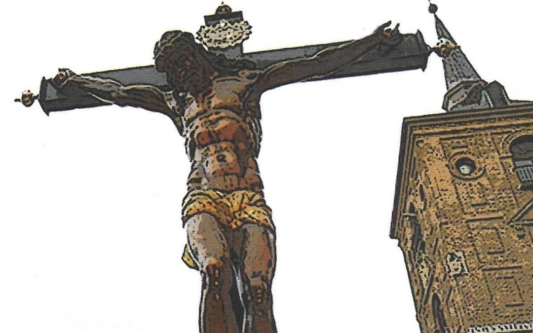 Libro sobre la Semana Santa de Alcalá