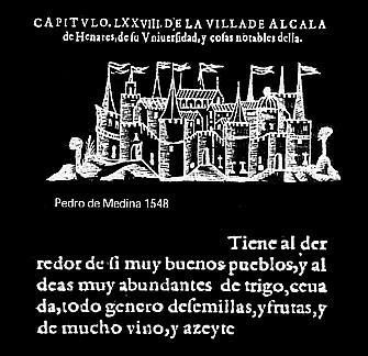 Alcala y sus antiguas aldeas