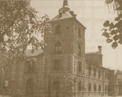 Colegios menores seculares de la Universidad de Alcalá