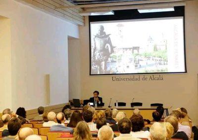 Conferencias Alcalá de Henares XX aniversario Ciudad Patrimonio (10)