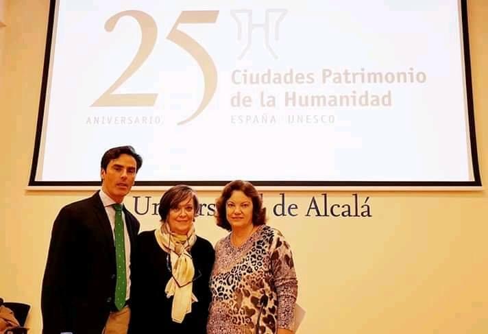 Cierre de las conferencias sobre los XX años de Alcalá como Ciudad Patrimonio