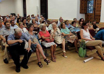 Conferencias Alcalá de Henares XX aniversario Ciudad Patrimonio (2)