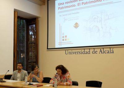 Conferencias Alcalá de Henares XX aniversario Ciudad Patrimonio (3)