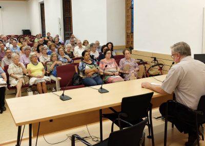 Conferencias Alcalá de Henares XX aniversario Ciudad Patrimonio (5)