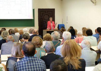 Conferencias Alcalá de Henares XX aniversario Ciudad Patrimonio (8)