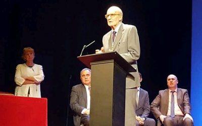 Fallece Arsenio Lope Huerta, uno de los fundadores de la IEECC