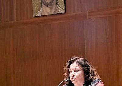 Pilar Lledó, presidenta de la Institución de Estudios Complutenses