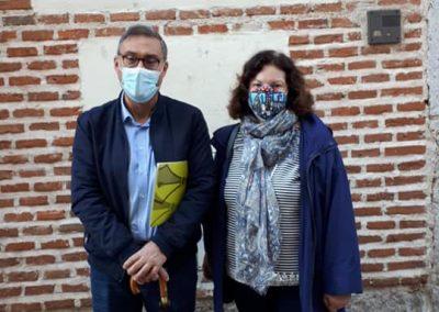 Pilar Lledo y Vicente Sanchez Molto