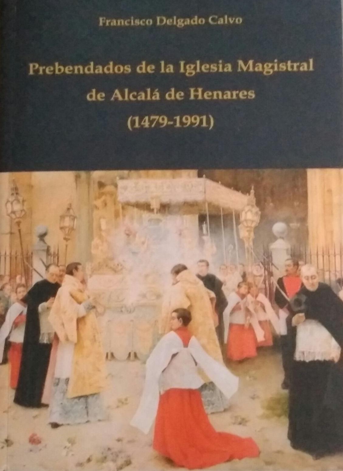 Portada del libro Prebendados de la Iglesia Magistral